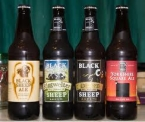 Black Sheep beer range